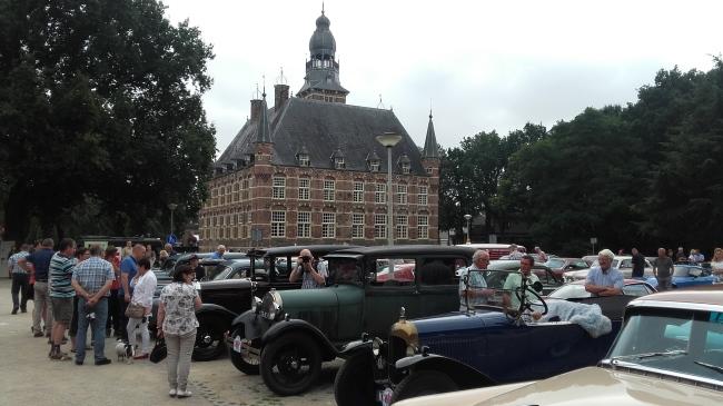 Open Monumentendag & Oude Voertuigendag