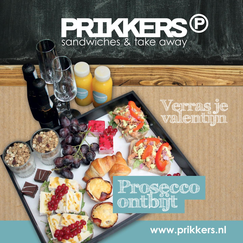 Prosecco ontbijt Prikkers - Wijchen=