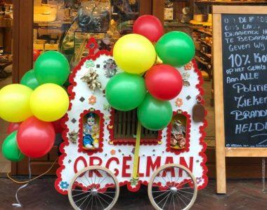 Verkleij Kaas- en noten met Carnaval 2021 - Wijchen=
