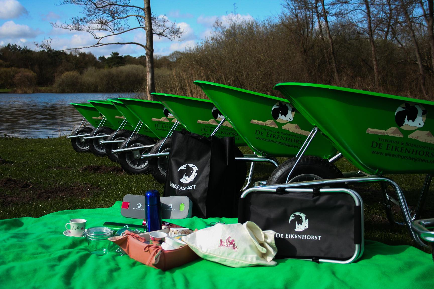 Picknicken bij de Eikenhorst - Wijchen=