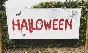 Halloween Blote Voetenpad - Sfeer van Willems