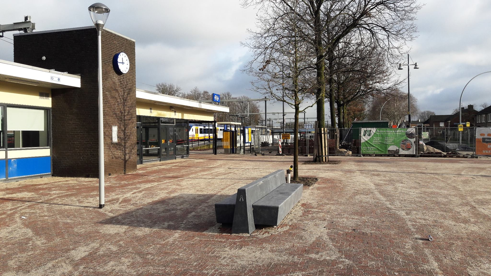 Parkeergarage station Wijchen open!
