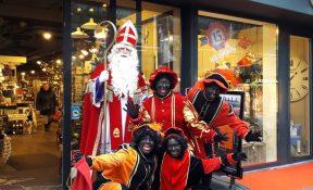 Sinterklaas in Touwslagersbaan - Wijchen=