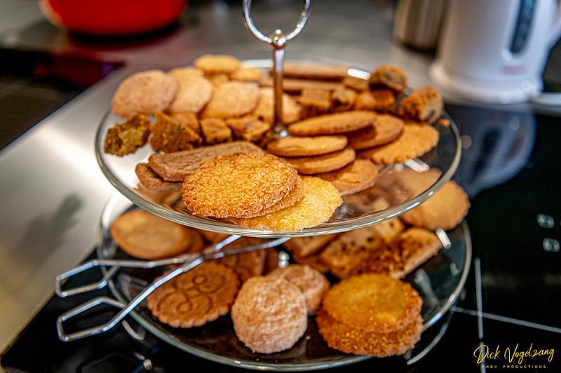 Stichting 'Andere Koek', met ambachtelijke Wijchense koeken