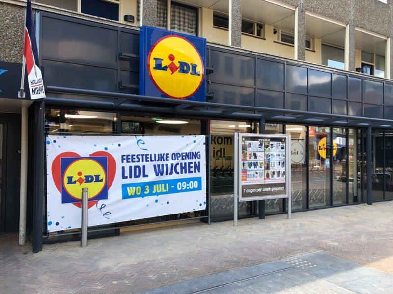Opening Lidl – 3 juli 2019