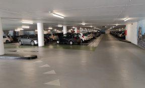 Parkeergarage station Wijchen gesloten - Wijchen=