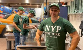 Geopend New York Pizza - Wjchen=