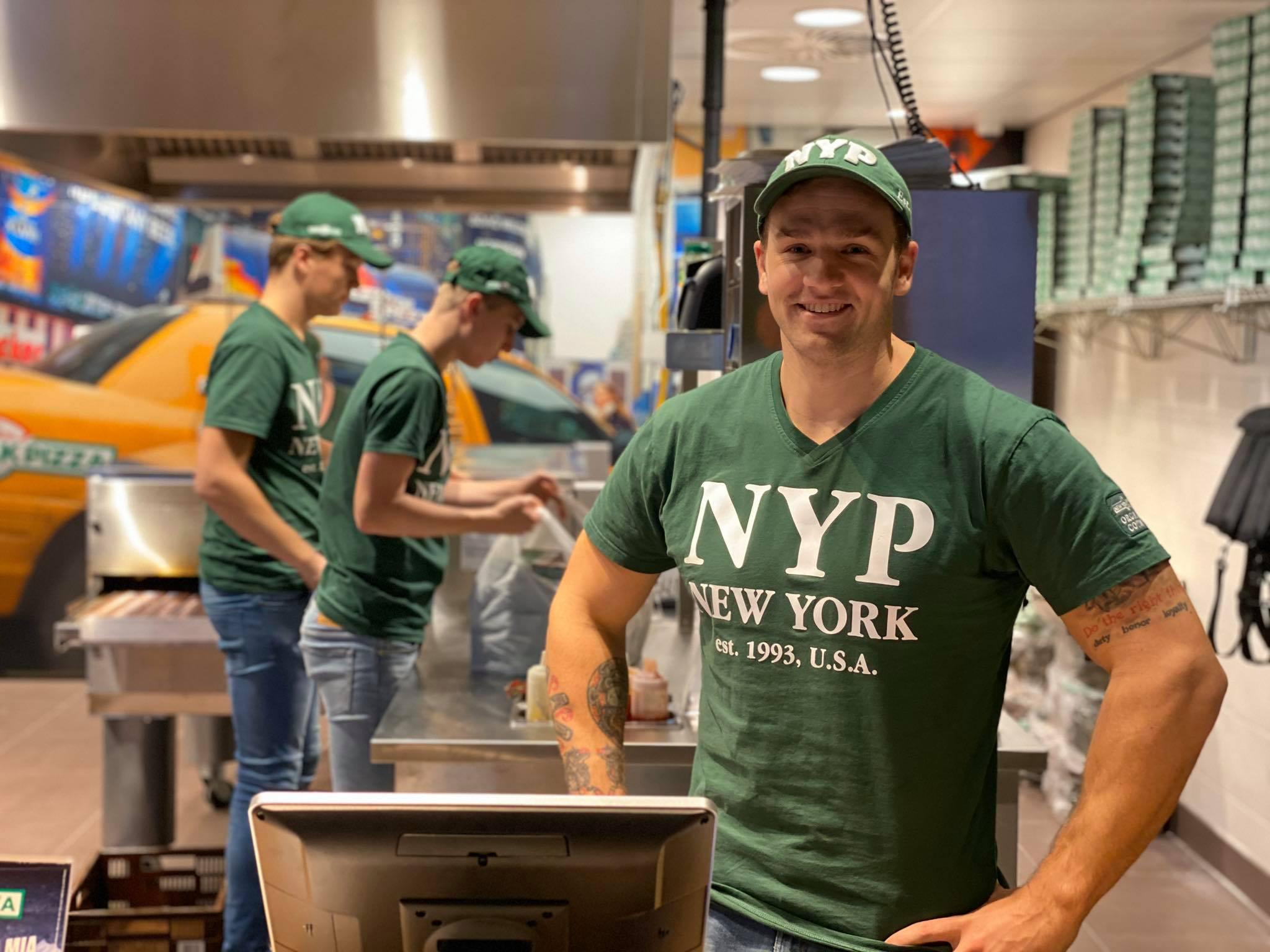 Geopend New York Pizza Wijchen