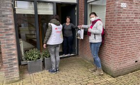 5000epakket bezorgd in Wijchen