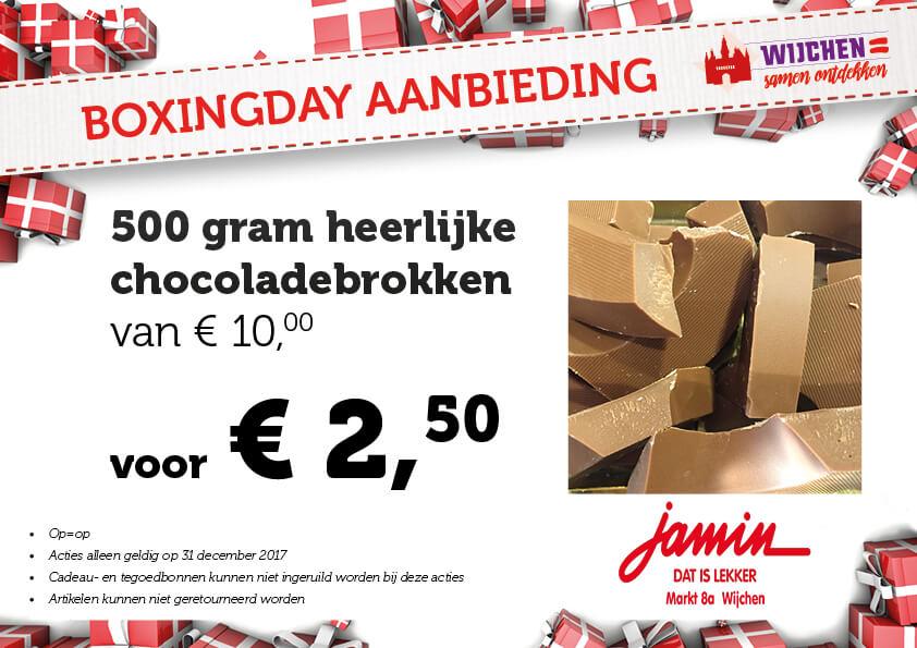 Boxing Day Wijchen Jamin - WIjchen=