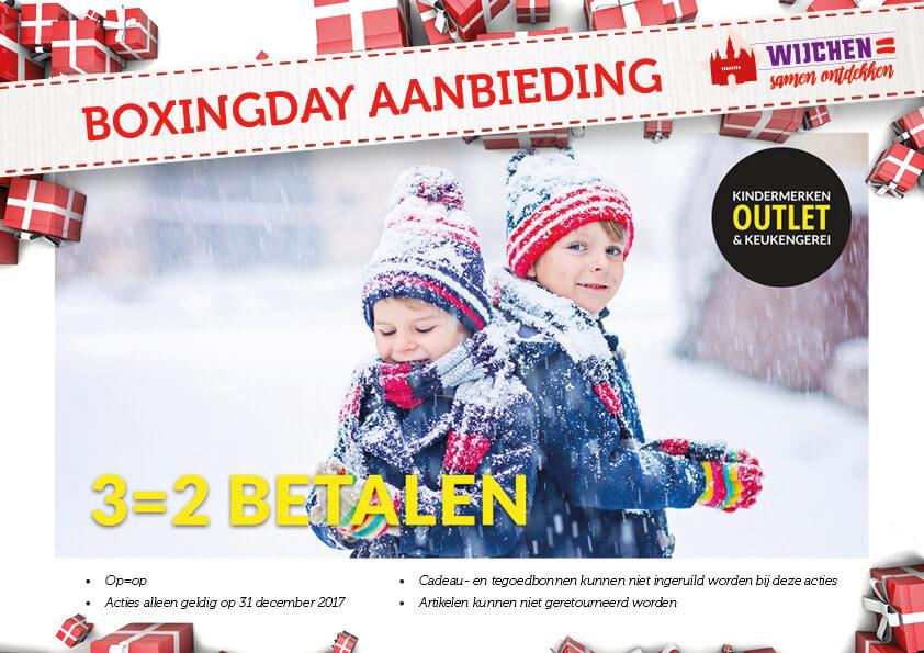 Boxing day Wijchen outlet - Wijchen=