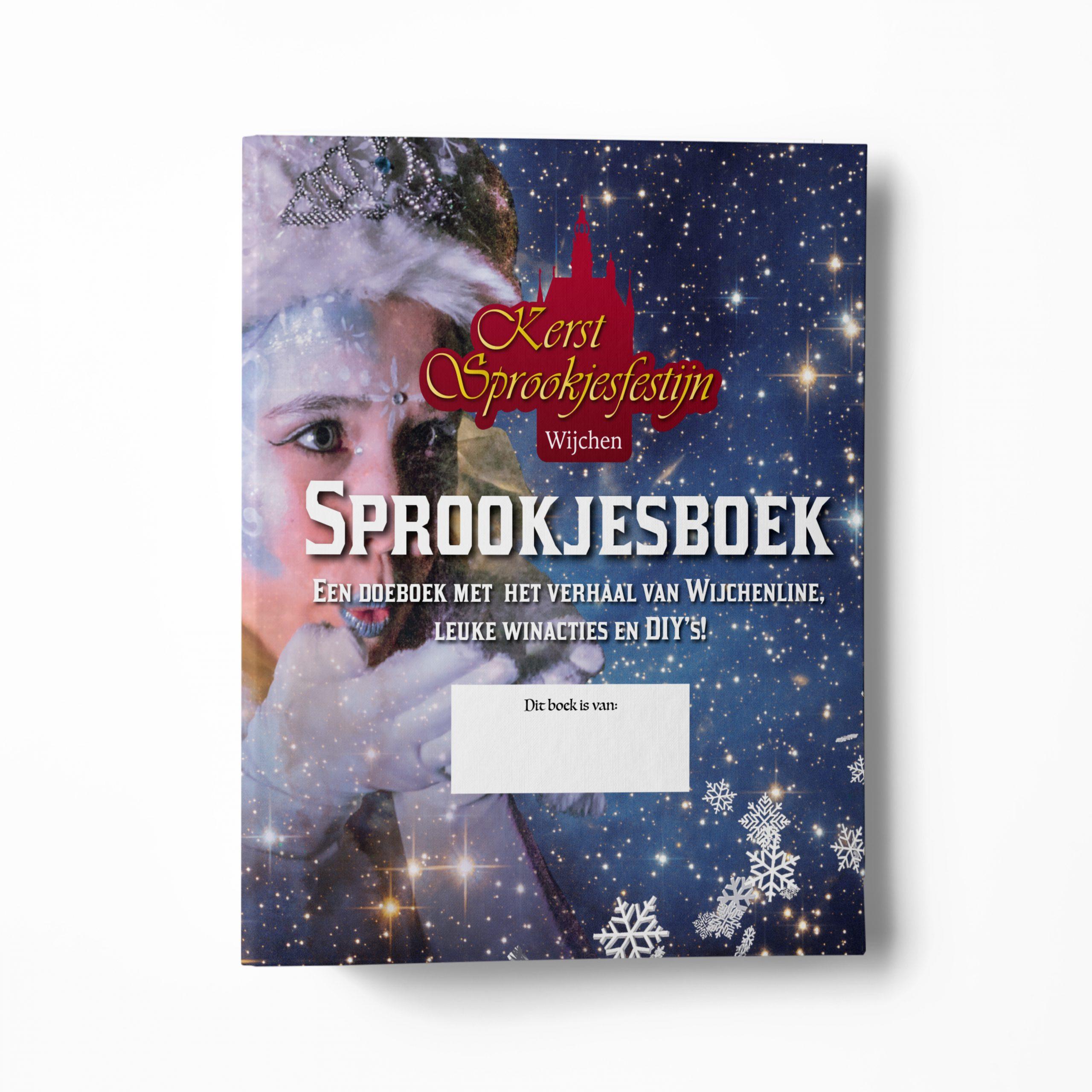 Het Kerst Sprookjesfestijn Sprookjes Doeboekje