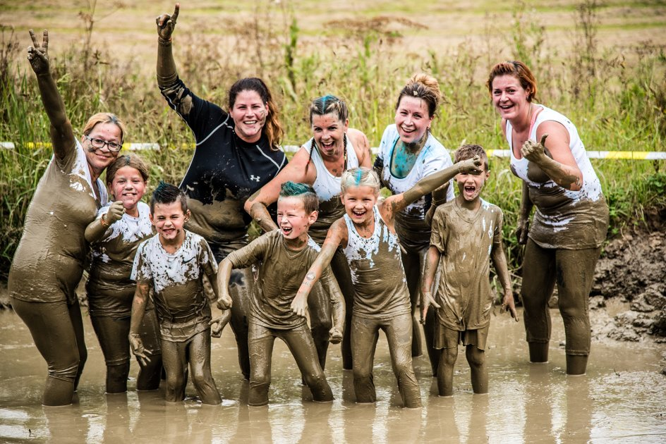 Family Edition Obstacle Run