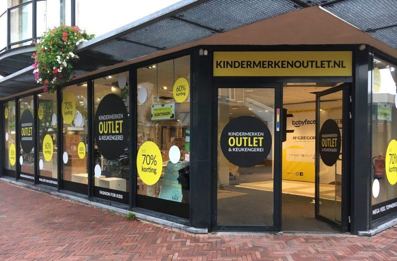 Nieuw in het centrum: Kindermerken Outlet & Keukengerei