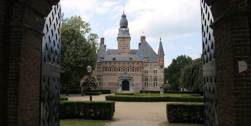 Sint's Letterspel in Museum Kasteel Wijchen