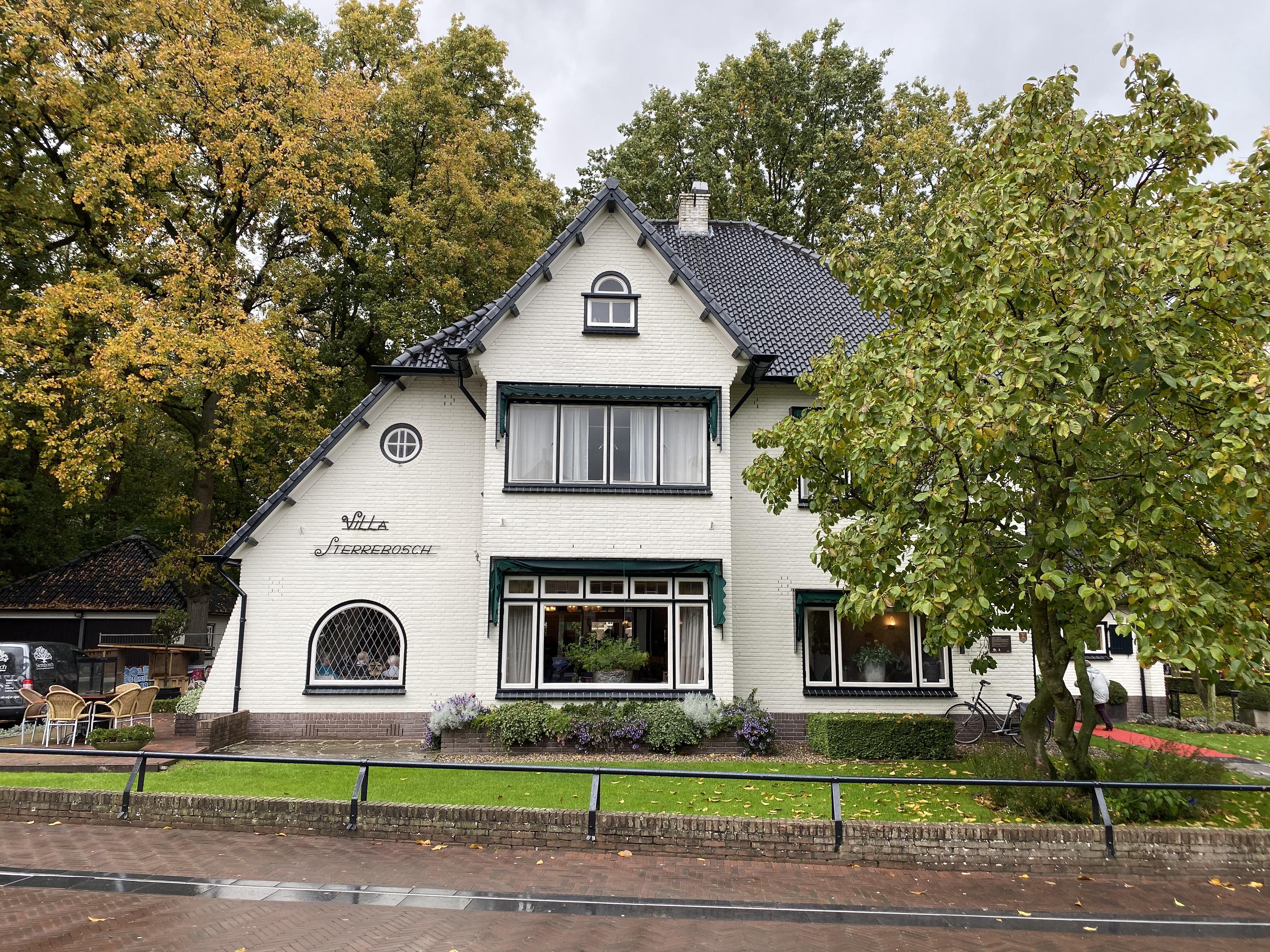 Geopend: Senioren Ontmoetingscentrum in Villa Sterrebosch