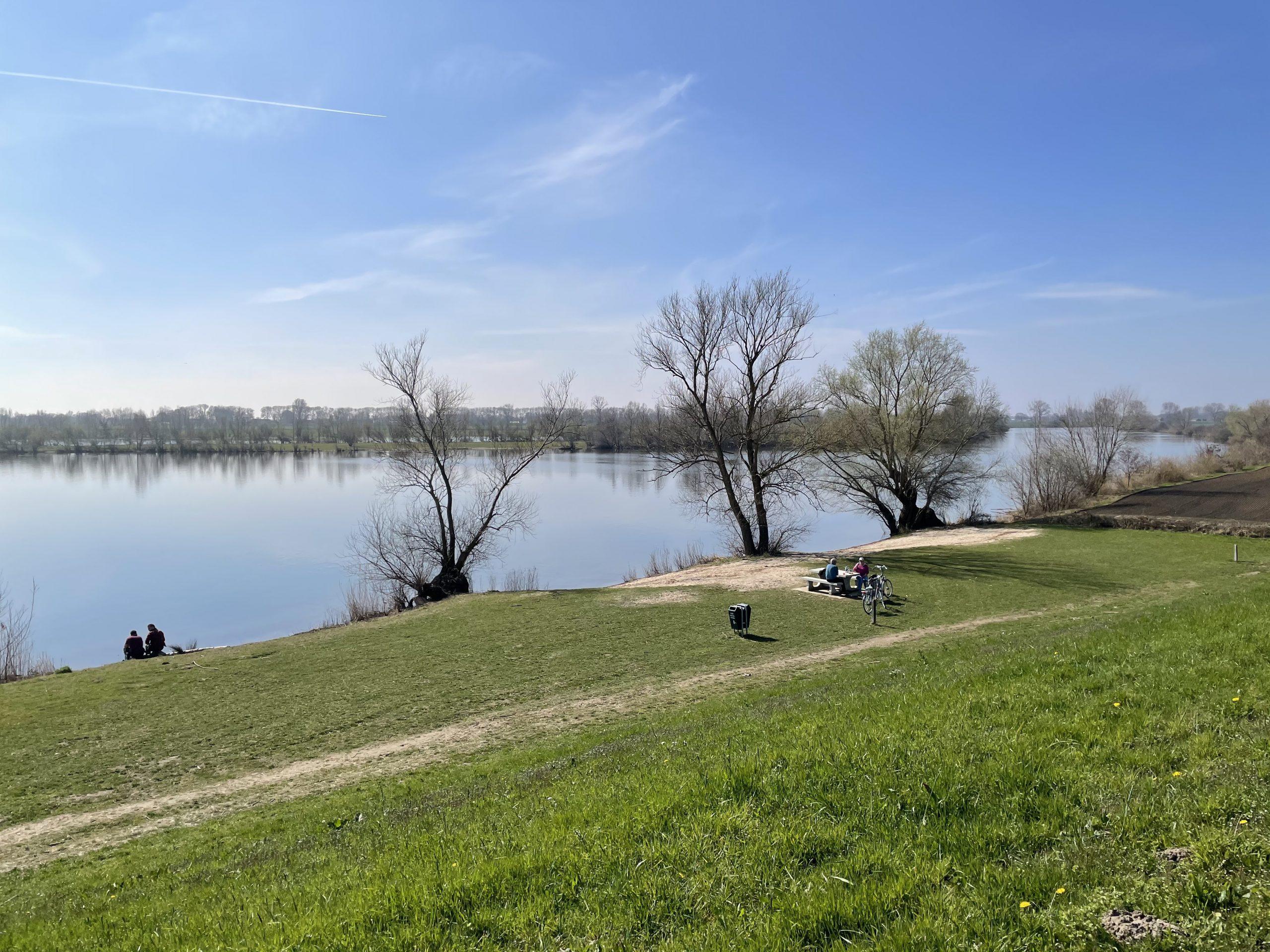 Picknicken aan de Maas - Wijchen=