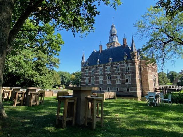 Een nieuw terras in Wijchen 'with a view'!