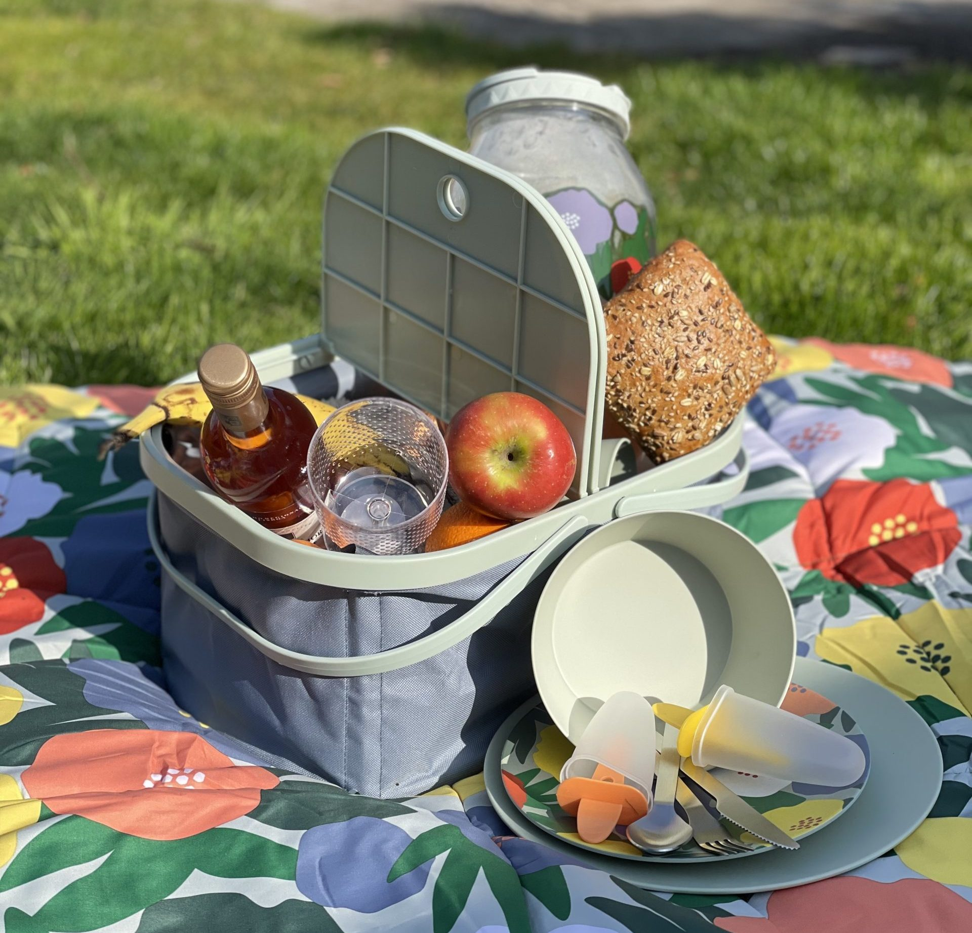 Picknickmand HEMA Wijchen - Wijchen=