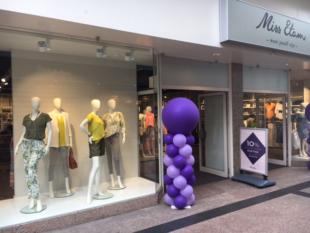 Miss Etam Wijchen is weer open in de Marktpromenade!