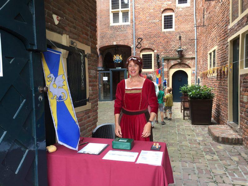Middeleeuwse middagen tijdens de zomervakantie in Museum Kasteel Wijchen