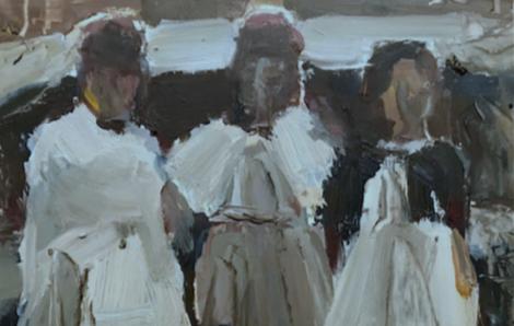 Expositie Kunsthuis: Marian Pruijn – schilderijen