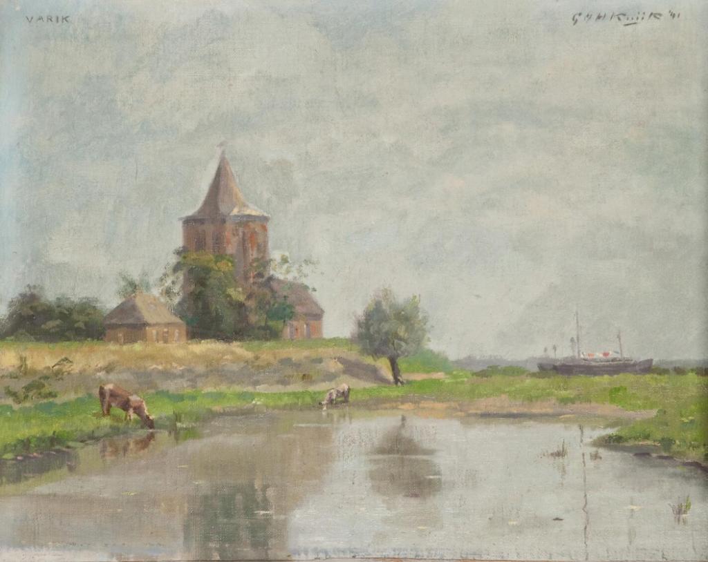 """Tentoonstelling """"Ode aan Maas & Waal"""""""