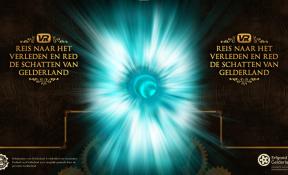 VR Game 'De schatkamers van Gelderland' - Kasteel Hernen | Wijchen=