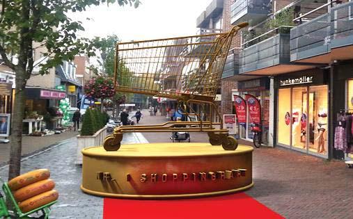 Wijchen leukste winkelstraat van De Gelderlander 2016!