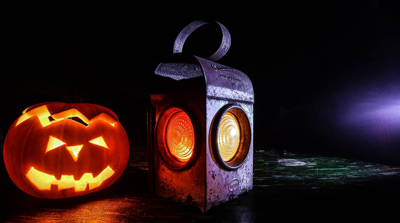 Halloween (koopzondag)